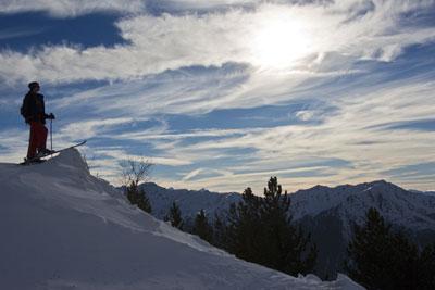 Notre domaine skiable alpin
