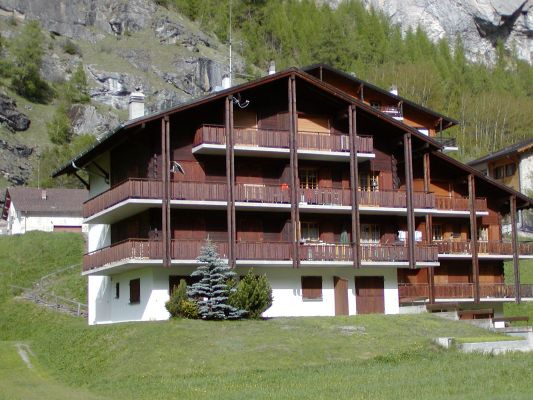 Location Appartement Evolène Valais