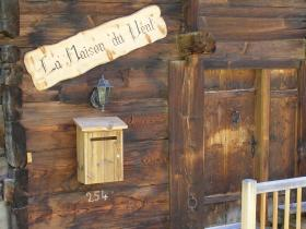Location Chalet Villaz Valais