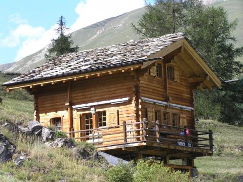 Location Chalet La Sage Valais