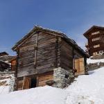Mayen à Etienne à La Forclaz, Valais Suisse